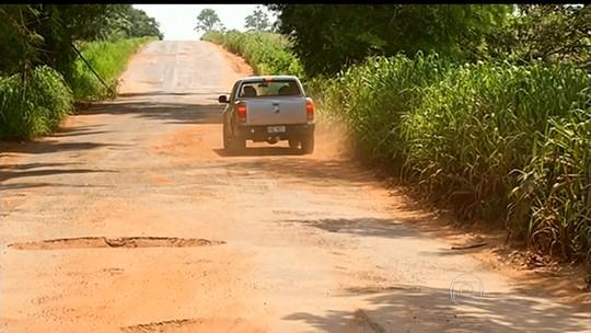 Justiça interdita terceira rodovia por excesso de buracos em Goiás