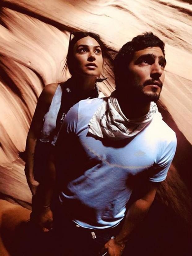 Thaila Ayala e Renato (Foto: Reprodução / Instagram)
