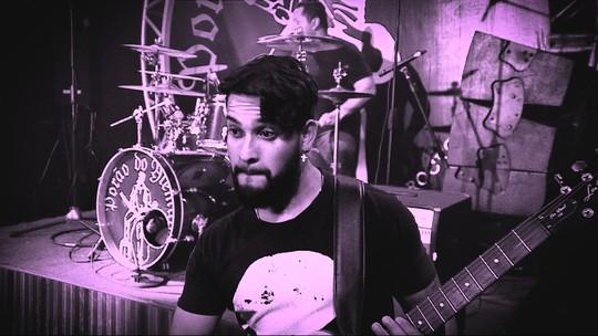 'Paneiro' celebra dia do rock com banda Oblivion