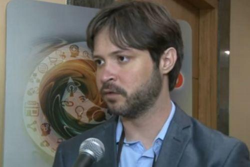 Giliate Coelho Neto, quando era diretor do Datasus