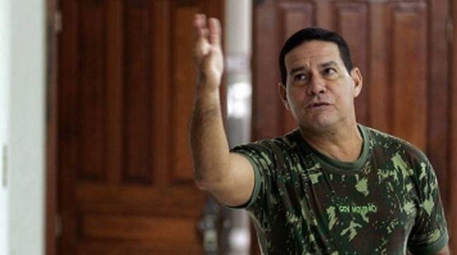 Antonio Hamilton Mourão (Foto: Estadão)