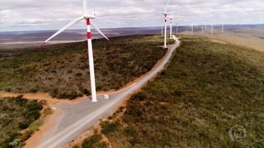Torres eólicas da Chapada já fornecem energia para 3% da população brasileira