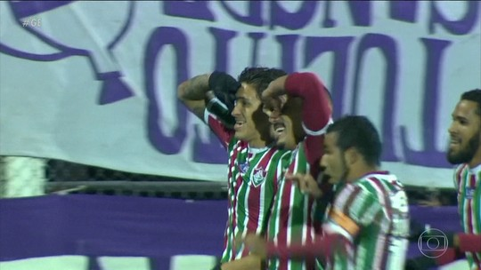 Pedro decide para o Fluminense outra vez e comemora convocação para a Seleção