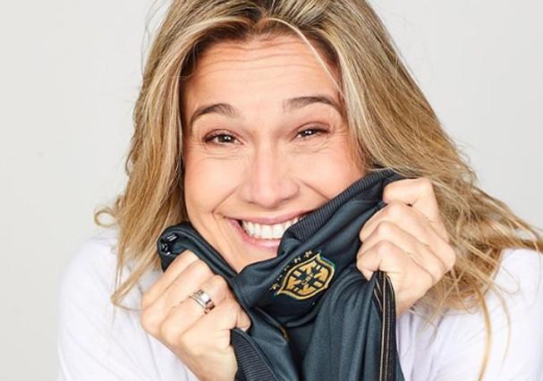 Fernanda Gentil (Foto: Reprodução)