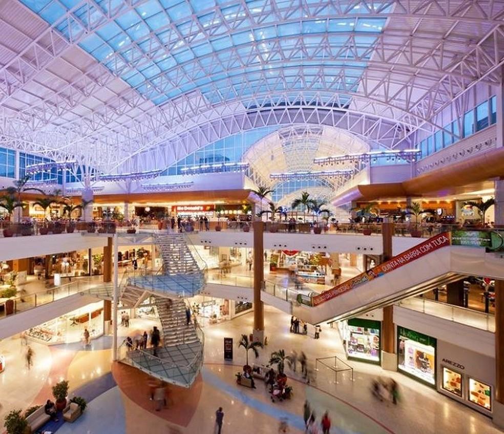 Salvador Norte Shopping — Foto: Divulgação