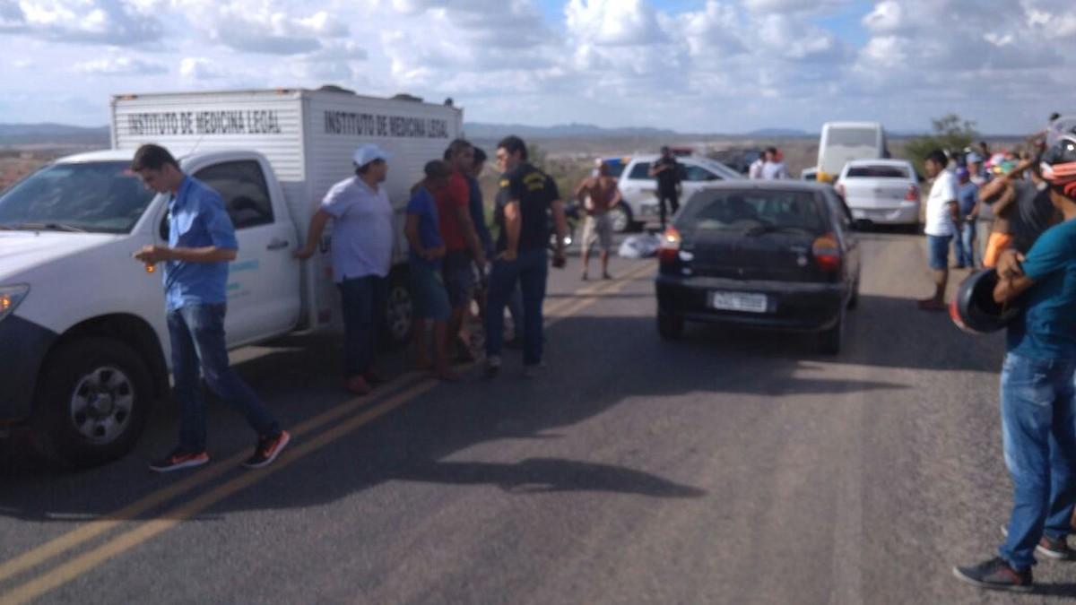 Homem é assassinado após tentativa de assalto na zona rural de Caruaru