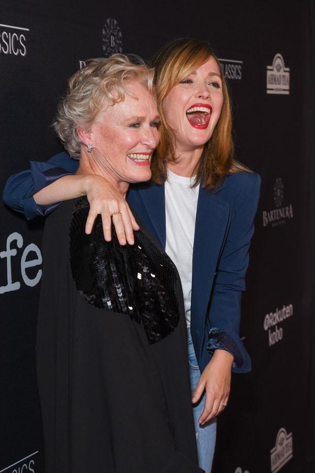 Rose Byrne e Glenn Close (Foto: Getty Images)