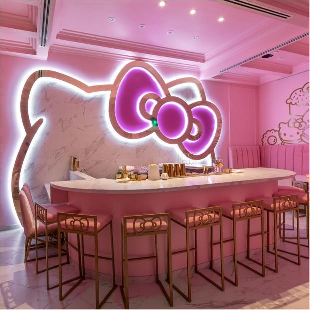 Hello Kitty ganhará café temático na Califórnia (Foto: Divulgação )