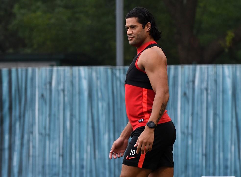 Hulk diz ter recebido propostas de clubes brasileiros  — Foto: Getty Images