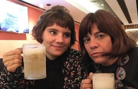 Dora de Assis, filha da atriz de teatro Lucilia de Assis, será Raíssa, filha da personagem de Mariana Santos na nova temporada de 'Malhação' TV Globo