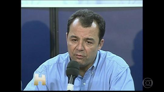 MPF diz que Cabral pediu propina em obras de Complexo Petroquímico