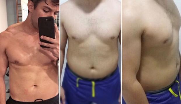"""Renato Vianna emagreceu 13 quilos desde que venceu o """"The Voice Brasil 15"""" (Foto: Reprodução/Instagram)"""