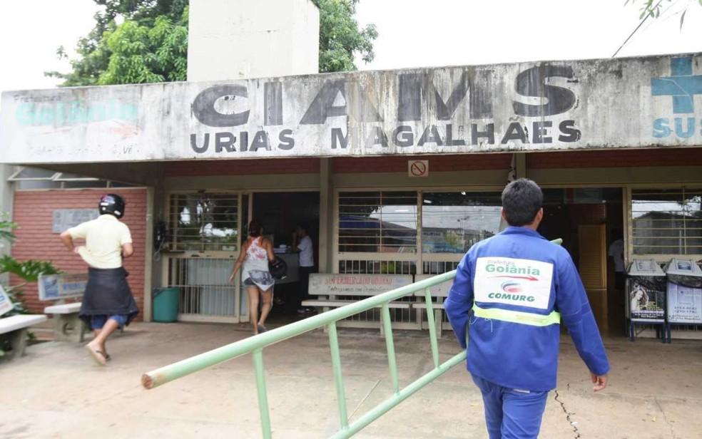 Ciams do Urias Magalhães foi fechado em 2013 para reformas em Goiânia (Foto: Zuhair Mohamad/O Popular)