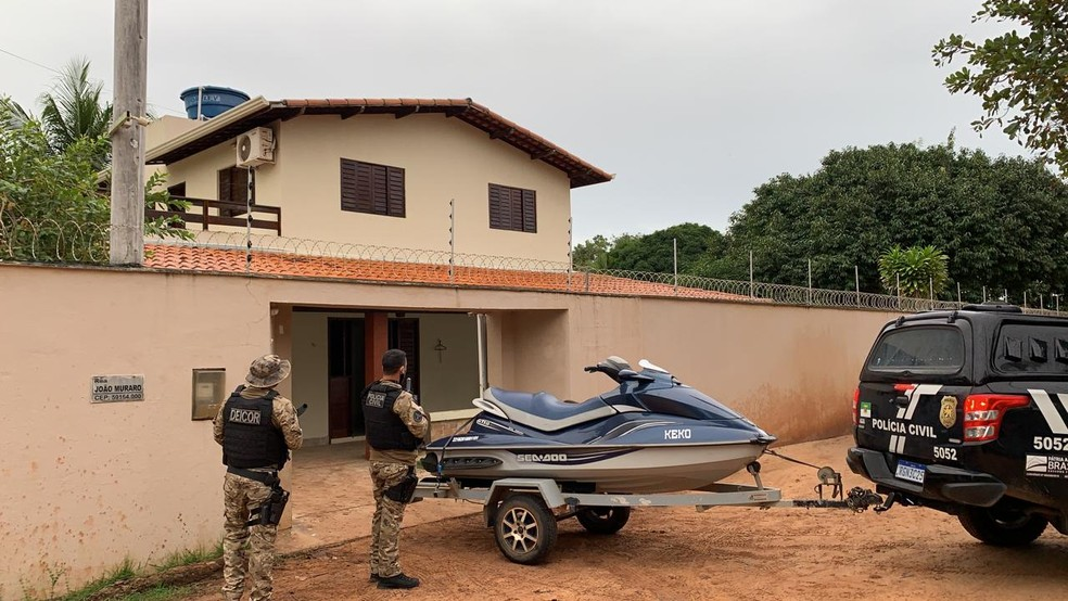 Operação aconteceu em Natal e cidades da região metropolitana — Foto: Divulgação