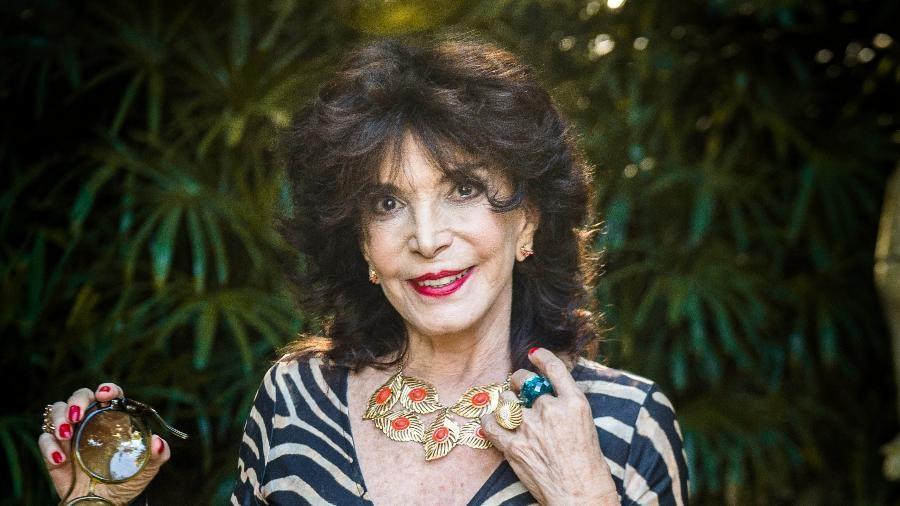 Atriz Lady Francisco morre aos 79 anos no Rio - Noticias