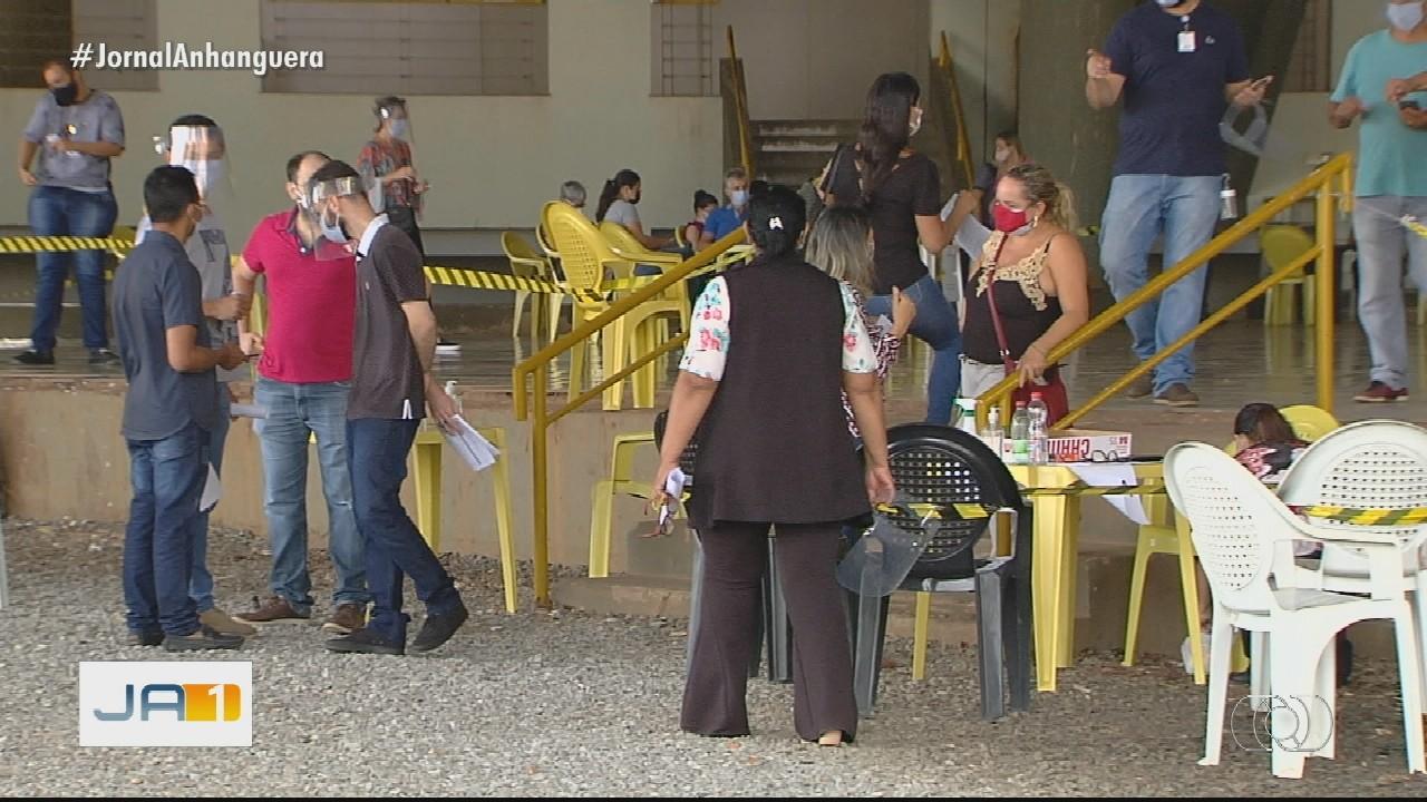 Prefeitura de Goiânia seleciona 560 profissionais de saúde para início imediato