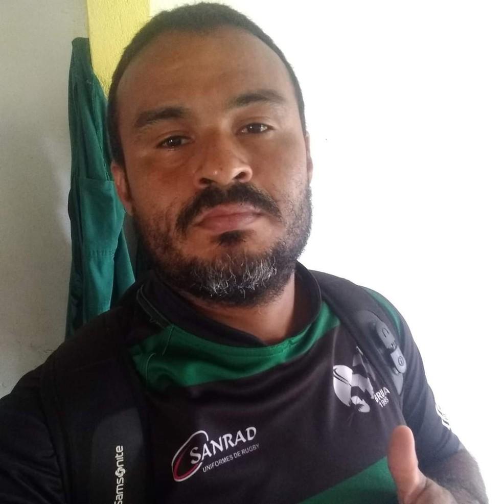 Roberto Flavian da Silva Cardoso, 40 anos  — Foto: Arquivo pessoal