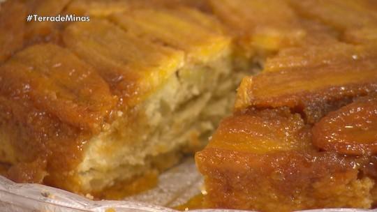 Cozinheiras de Maria da Fé ensinam duas receitas com banana