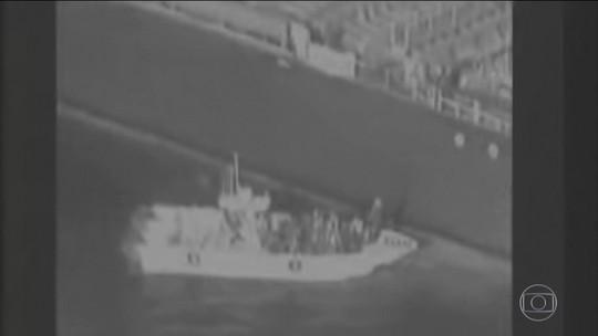 Estados Unidos divulgam vídeo e acusam o Irã pelo ataque a um navio petroleiro