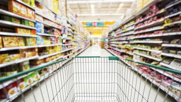 supermercado; alimentos;  (Foto: Thinkstock)