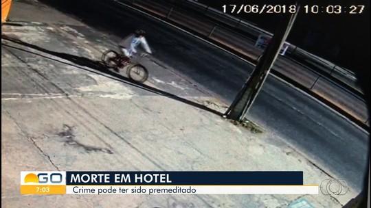 Carta deixada por ciclista suspeito de matar amante em hotel de Goiânia era para a esposa, diz polícia