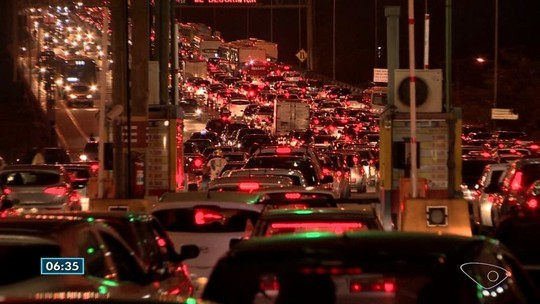 Pedágio da 3ª Ponte inicia cobrança única a partir da 0h de domingo (17)