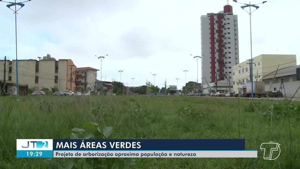 Projeto de arborização promete aproximar a população da natureza em Santarém