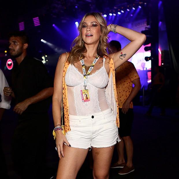 Luana Piovani (Foto: Iwi Onodera/ Brazil News)