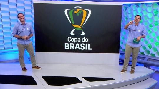 Programa Segue o Jogo mostra como foi a rodada na Copa do Brasil