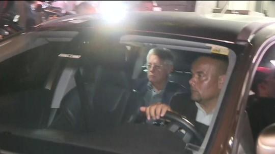 Moreira Franco deixa prisão em Niterói/RJ