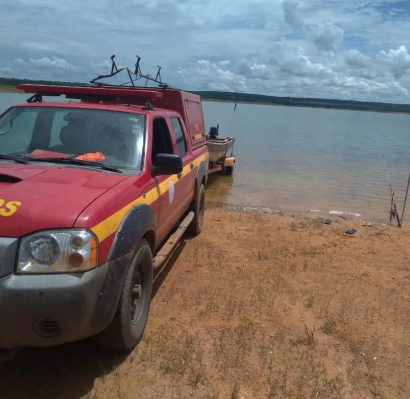 Bombeiros continuam buscas por criança desaparecida há oito dias em Santo Antônio do Grama