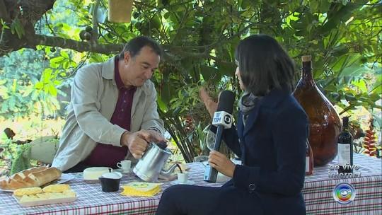 Jundiaí e São Roque têm opção de lazer no inverno para quem gosta de uva