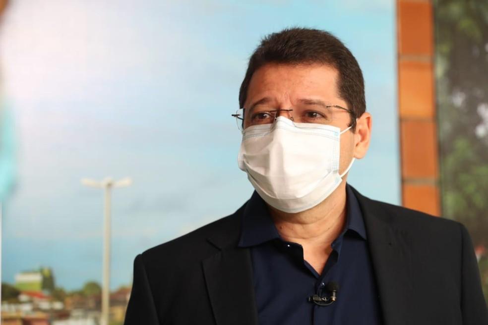 Após mais de um mês sem titular, Marcellus Campêlo é efetivado no cargo de  secretário de Saúde do AM   Amazonas   G1