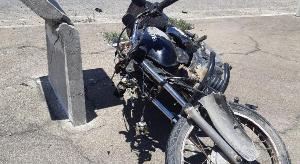 Homem morre após capotar com motocicleta em Pesqueira - G1