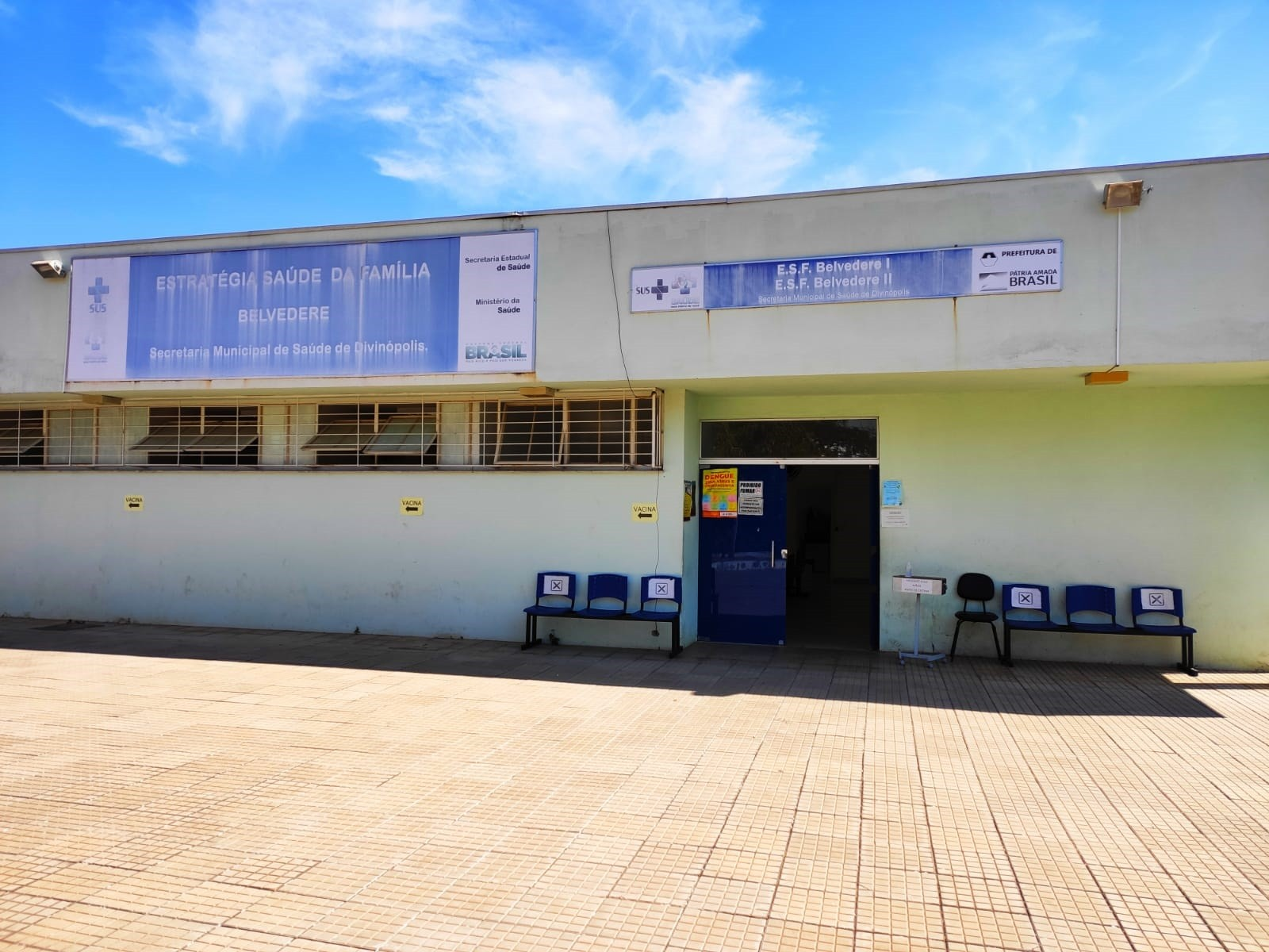 Estratégia Saúde da Família Belvedere atende no sábado em Divinópolis