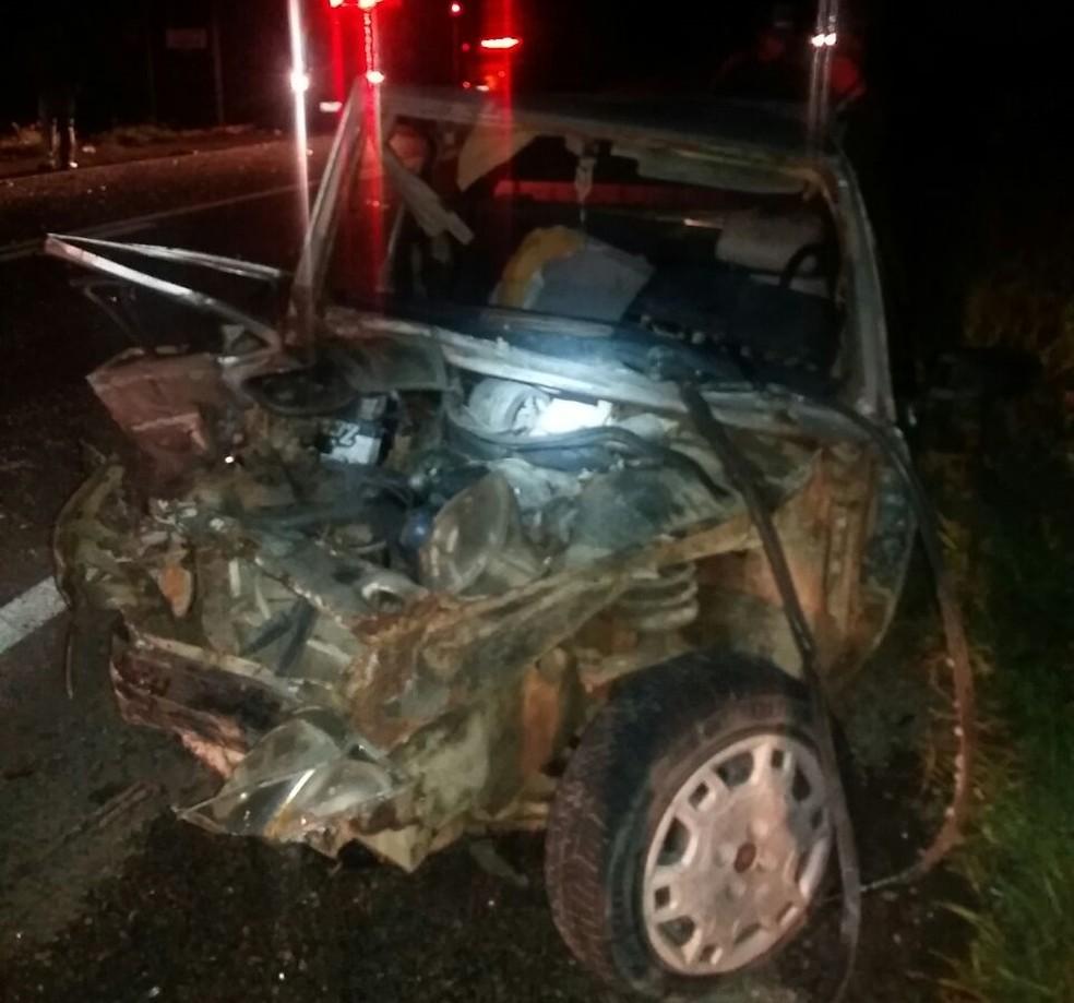 Motorista de um dos veículos havia ingerido bebida alcoólica (Foto: Divulgação/PRF)