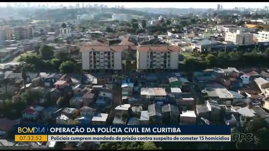 Polícia Civil prende 20 em ação contra organização criminosa suspeita de tráfico de drogas e assassinatos