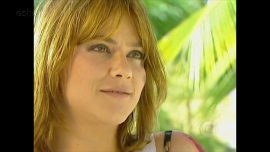 Vivianne Pasmanter revê cena marcante de 'Por Amor': 'Um clássico'