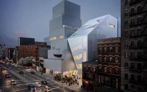 Novo Museu de Arte Contemporânea de Nova York ganhará ampliação em 2022
