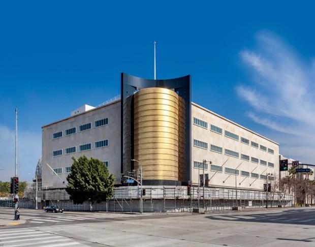 Novo museu da Academia, em Los Angeles, tem projeto de Renzo Piano (Foto: Divulgação)