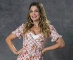 Flávia Alessandra é Rita de Cássia | TV Globo