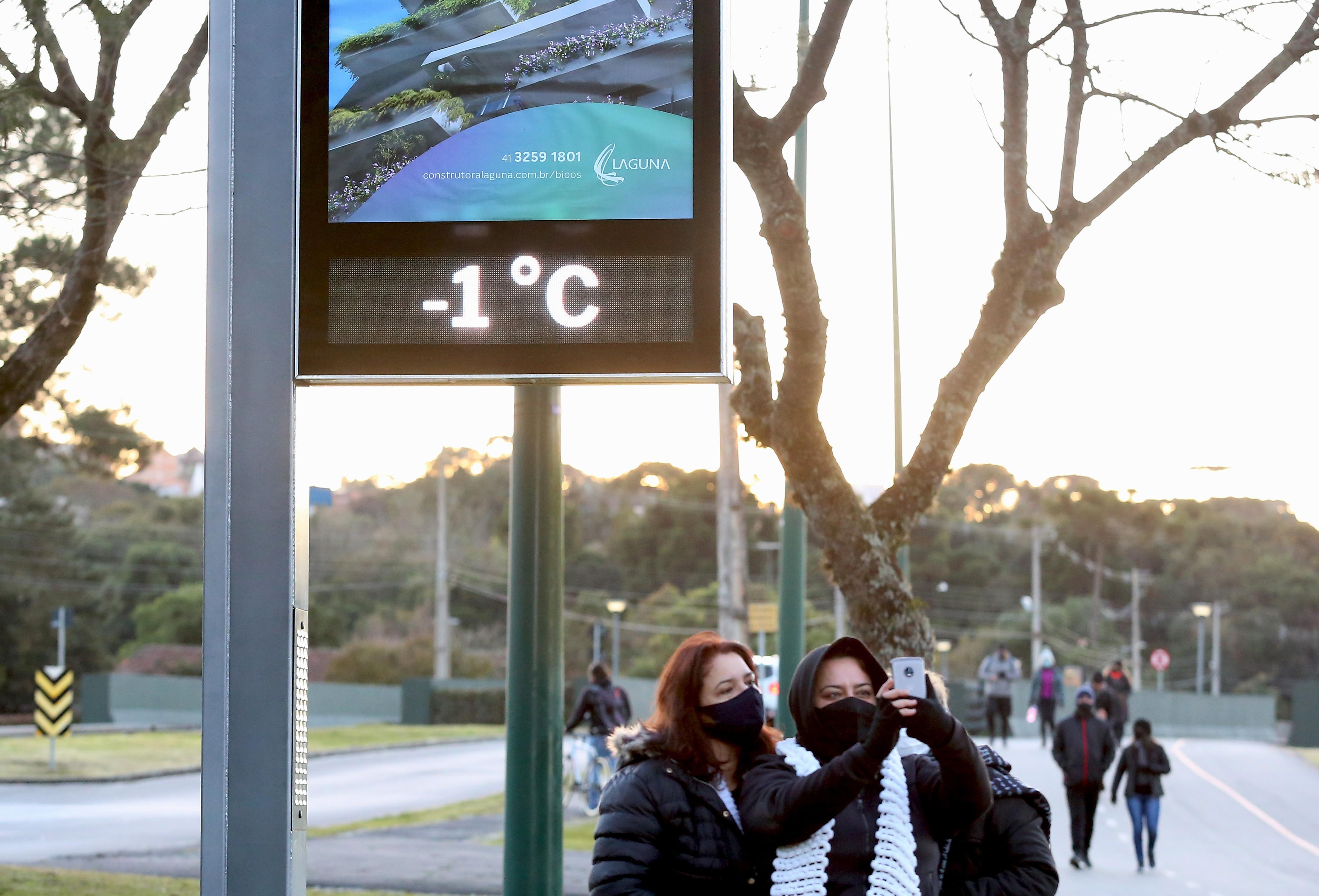 Fim de semana será frio no Sul e Sudeste, mas trégua começa a partir de segunda; veja a previsão para as capitais