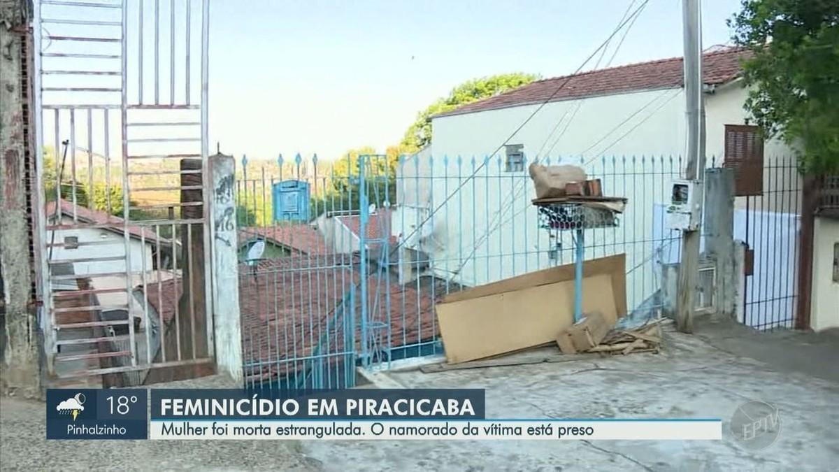 Garota de programa é morta estrangulada em Piracicaba e companheiro é preso pelo crime - G1