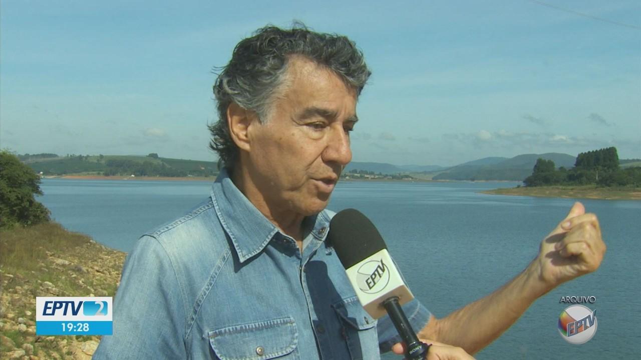Prefeitura decreta luto de três dias por morte de ex-prefeito em Carmo do Rio Claro
