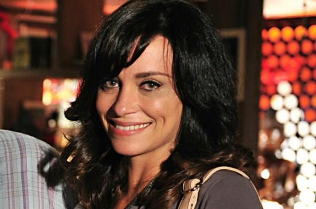 Suzana Pires é Joana em 'Fina estampa' (Foto: Reprodução)