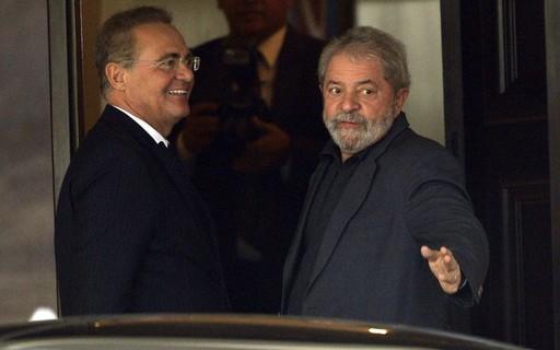 Renan: Lula contou estar preocupado com desdobramentos políticos - Época Negócios | Brasil