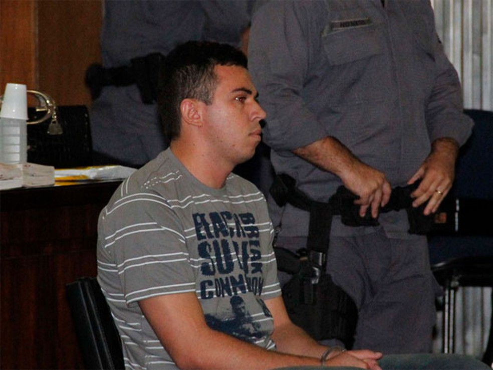 Lindemberg será julgado por 12 crimes — Foto: Diogo Moreira/Futura Press/AE