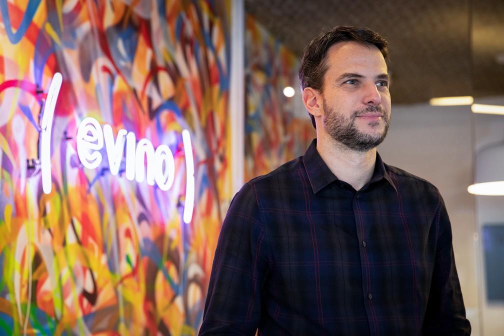 Ari Gorenstein, Co-CEO da Evino: A previsão de vendas para o ano todo é de R$ 400 milhões. — Foto: Divugação/Jussara Martins