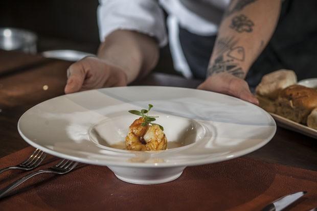 Menu SAL Gastronomia (Foto: Divulgação)