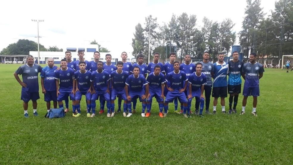 Dínamo, de Araxá, é o primeiro time do interior de Minas a ter o certificado de clube formador da CBF — Foto: Dínamo/Divulgação